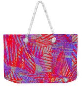 0218 Abstract Thought Weekender Tote Bag
