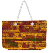 0245 Abstract Thought Weekender Tote Bag
