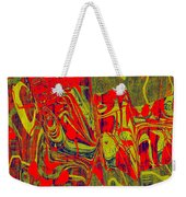 0477 Abstract Thought Weekender Tote Bag