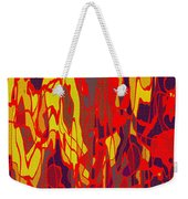 0656 Abstract Thought Weekender Tote Bag