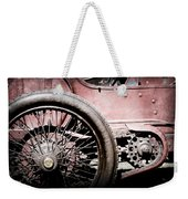 1913 Isotta Fraschini Tipo Im Wheel Weekender Tote Bag