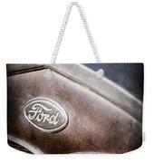 1931 Ford Grille Emblem Weekender Tote Bag