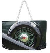 1933 Pontiac Weekender Tote Bag