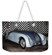 1936 Bugatti 57g Tank Weekender Tote Bag