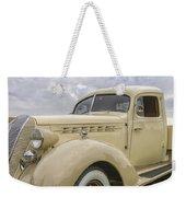 1936 Hudson Terraplane Truck Weekender Tote Bag