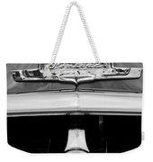1950 Pontiac Grille Emblem Weekender Tote Bag