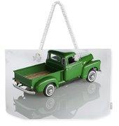 1951 Chevy Pick-up Weekender Tote Bag