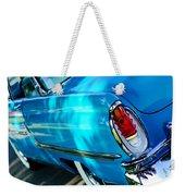 1955 Mercury Monterey Taillight Weekender Tote Bag