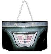 1956 Dodge Emblem Weekender Tote Bag