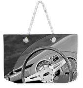 1959 Devin Ss Steering Wheel Weekender Tote Bag