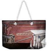 1960 Edsel Taillight Weekender Tote Bag