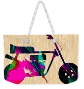1960s Mini Bike Weekender Tote Bag