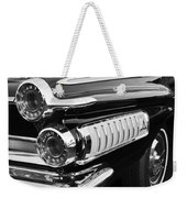 1962 Dodge Polara 500 Taillights Weekender Tote Bag
