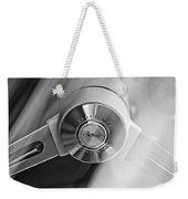 1963 Studebaker Avanti Steering Wheel Weekender Tote Bag