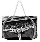 1965 Lotus Elan S2 Steering Wheel Emblem Weekender Tote Bag by Jill Reger