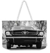 1965 Shelby Prototype Ford Mustang Weekender Tote Bag