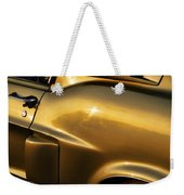 1968 Ford Mustang Shelby Gt 350 Weekender Tote Bag