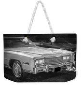 1978 Cadillac Eldorado Weekender Tote Bag