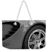 2005 Lotus Elise Wheel Emblem Weekender Tote Bag