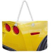 2013 Chevy Corvette Zr1 Weekender Tote Bag