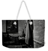 A Cell In Santa Barbara Mission Weekender Tote Bag