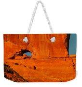 A Hole In The Rock Weekender Tote Bag