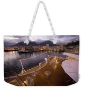 A Night View Of The Victoria And Alfred Weekender Tote Bag