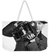 A Press Photographer Weekender Tote Bag
