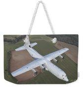 A Royal Air Force C130j Hercules  Weekender Tote Bag