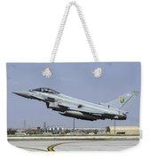 A Royal Air Forcetyphoon Fgr4 Taking Weekender Tote Bag