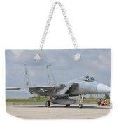 A Royal Saudi Air Force F-15c At Nancy Weekender Tote Bag
