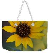 A Sunflower  Weekender Tote Bag
