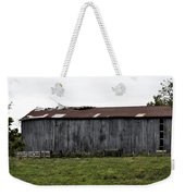 Abandoned Barn Kentucky Usa Weekender Tote Bag
