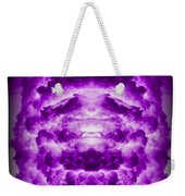 Abstract 127 Weekender Tote Bag