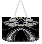 Abstract 138 Weekender Tote Bag