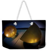 Abstract 3d Shapes  Weekender Tote Bag
