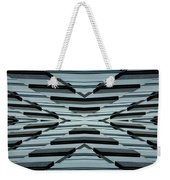 Abstract Buildings 3 Weekender Tote Bag