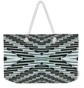 Abstract Buildings 5 Weekender Tote Bag
