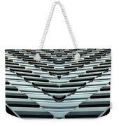Abstract Buildings 7 Weekender Tote Bag
