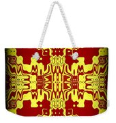 Abstract Series 3 Weekender Tote Bag