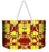 Abstract Series 6 Weekender Tote Bag