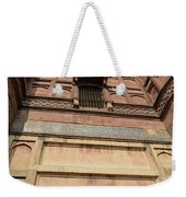Agra Fort In India Weekender Tote Bag