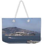 Alcatraz, C1998 Weekender Tote Bag