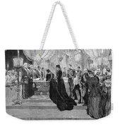 Alexander IIi (1845-1894) Weekender Tote Bag