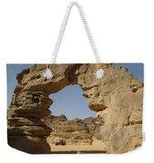 Algeria Desert Weekender Tote Bag