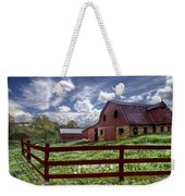 All American Weekender Tote Bag by Debra and Dave Vanderlaan