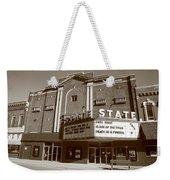 Alpena Michigan - State Theater Weekender Tote Bag