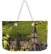 Alsace Church Weekender Tote Bag