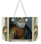 Ambroise Pare (1517?-1590) Weekender Tote Bag by Granger