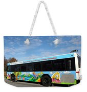 Ameren Missouri And Missouri Botanical Garden Metro Bus Weekender Tote Bag